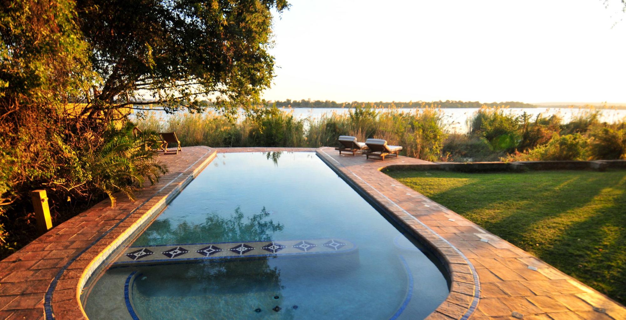 Tangala House Zambia Pool