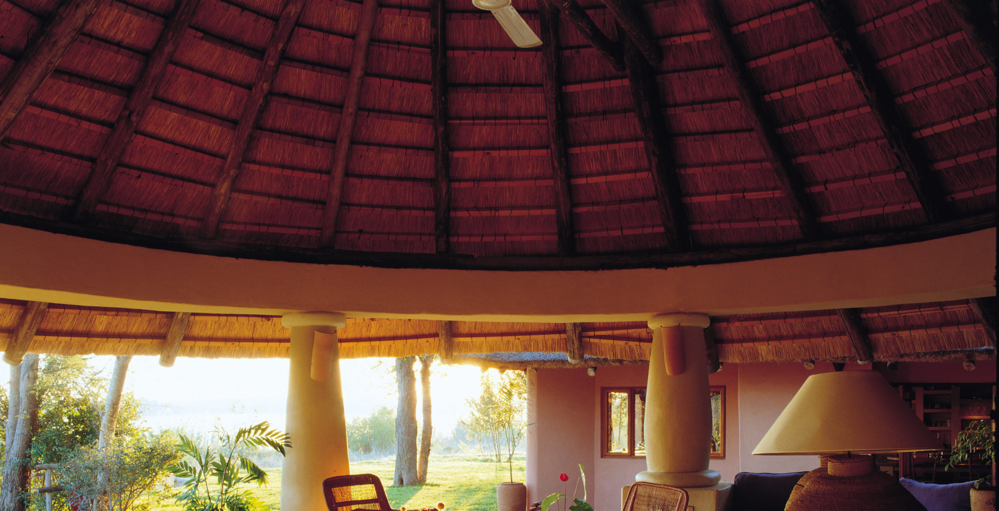 Tangala House Zambia Lounge