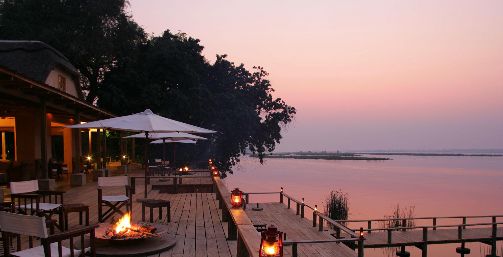Royal Zambezi Zambia Terrace