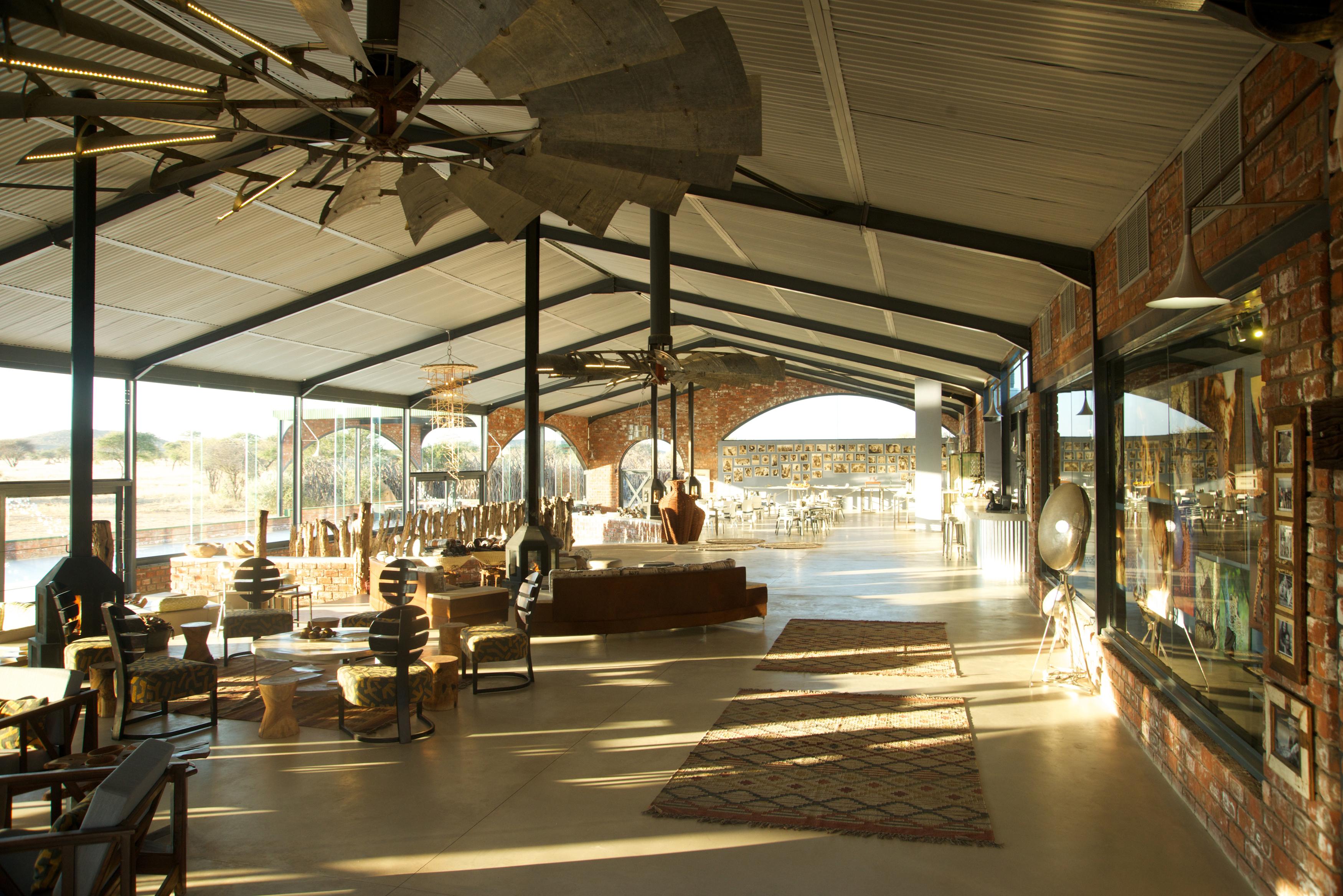 Okonjima Plains Camp Namibia Dining