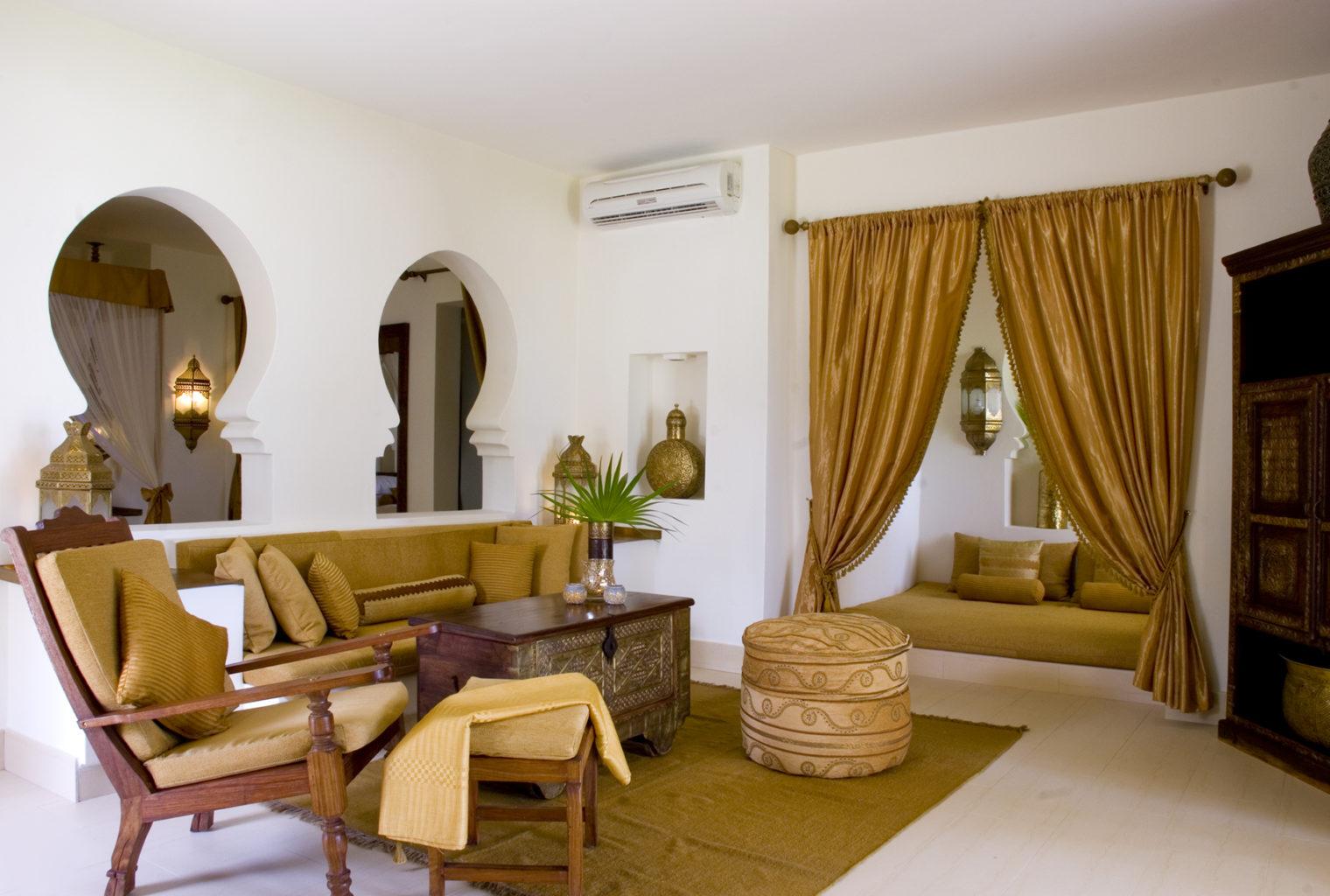 Baraza Resort and Spa Tanzania Interior