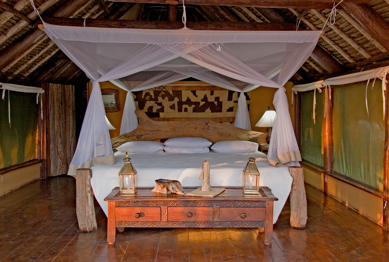 Galdessa, Kenya, Double Bed