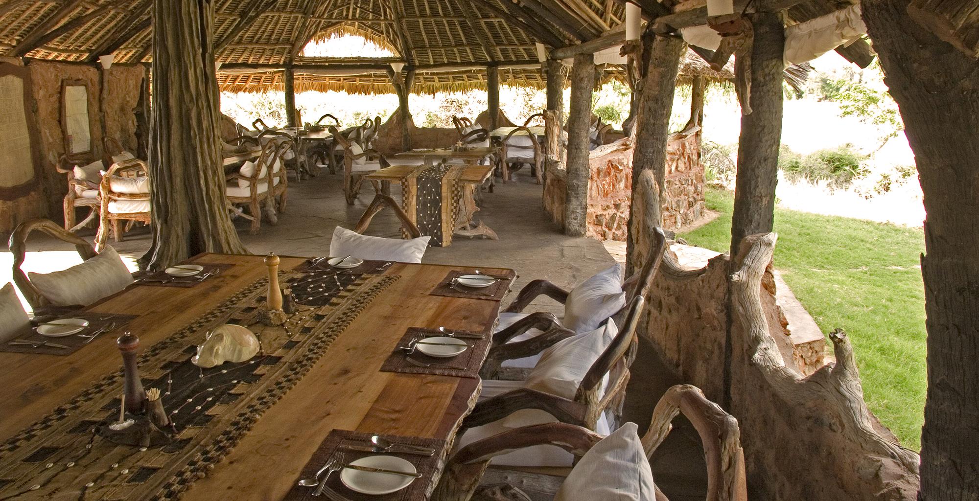 Kenya-Galdessa-Dining