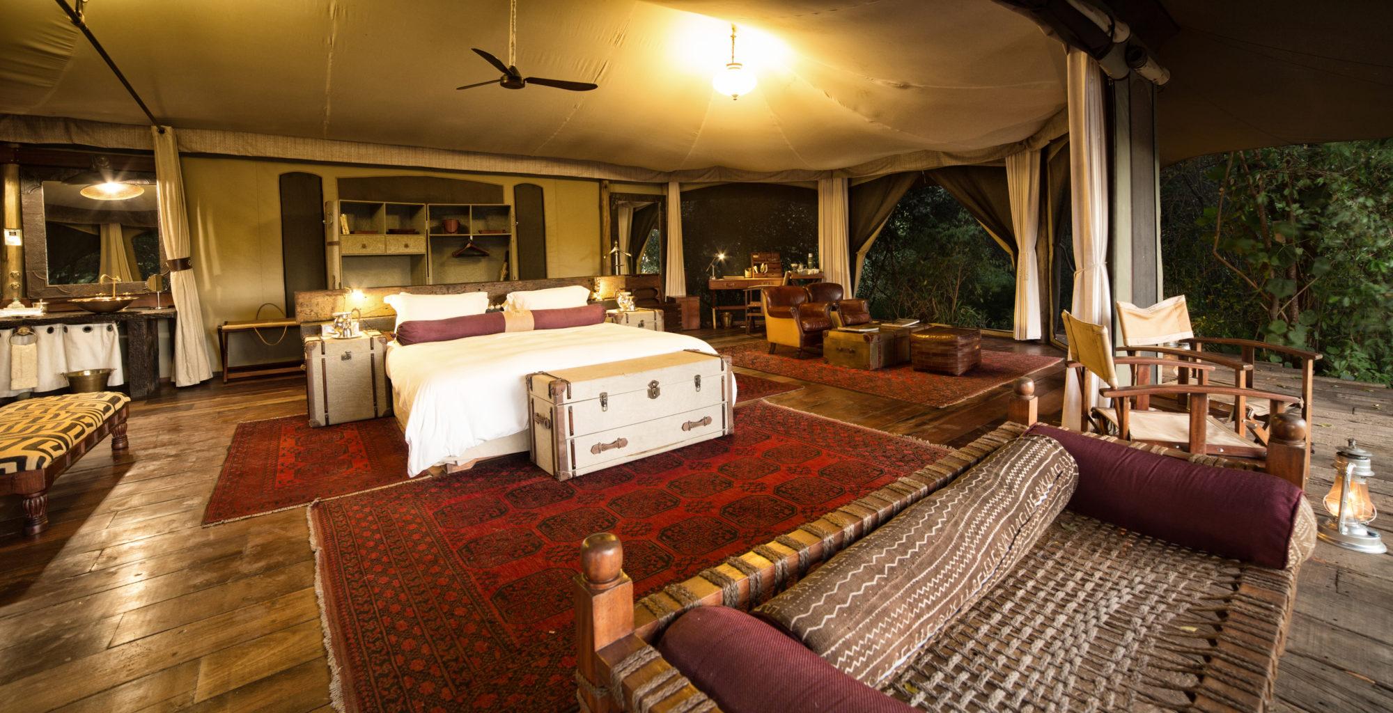 Mara Plains Bedroom Interior