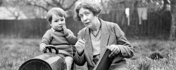 Richard and Sylvia Pankhurst