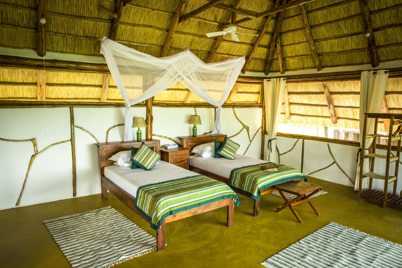 Bakers lodge Uganda Bedroom