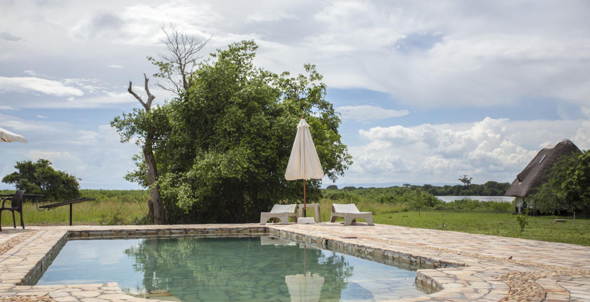 Bakers lodge Uganda Pool