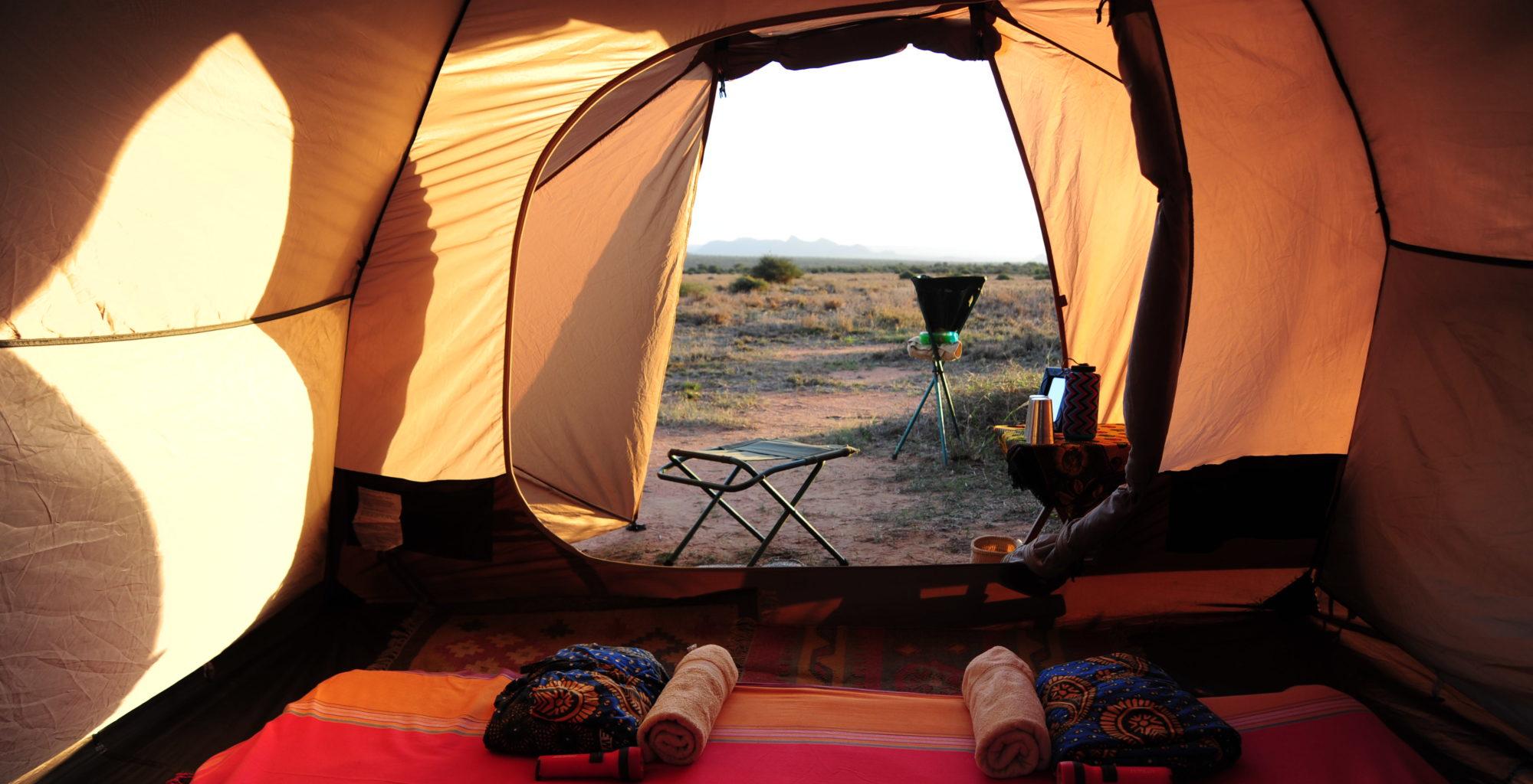 Karisia Safaris Interior