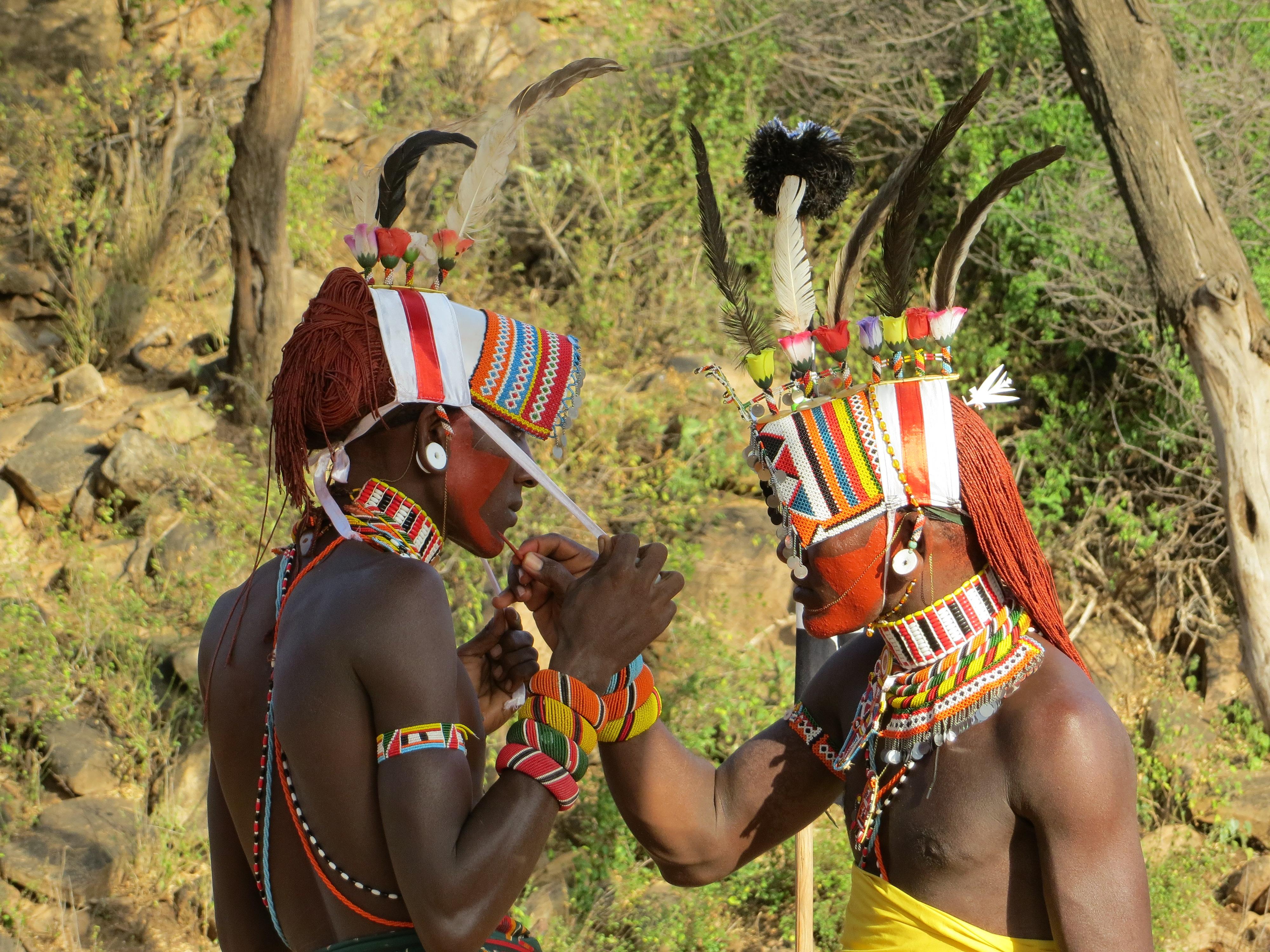 Lattitude Kenya Culture