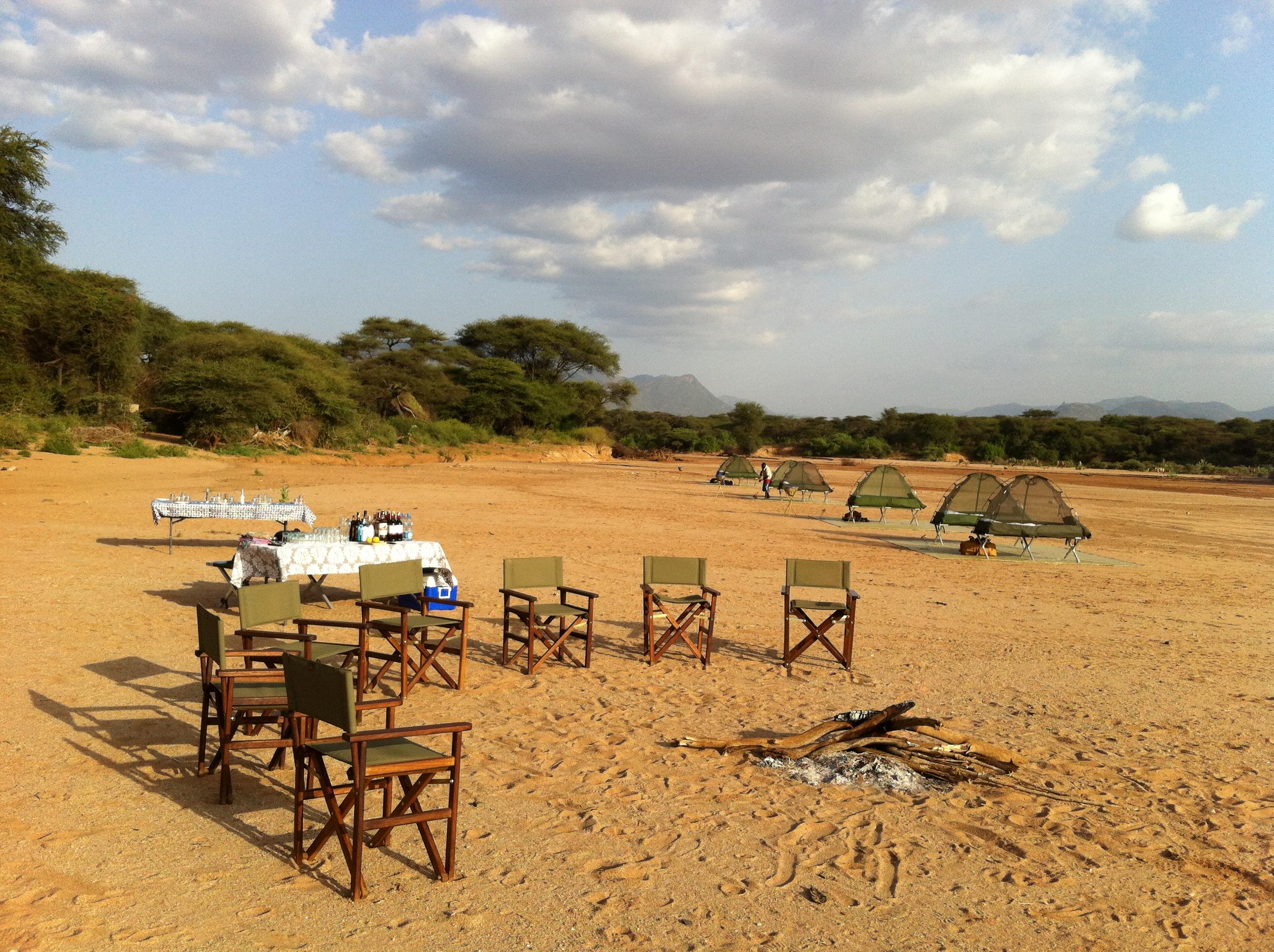 Lattitude Kenya Communal Area