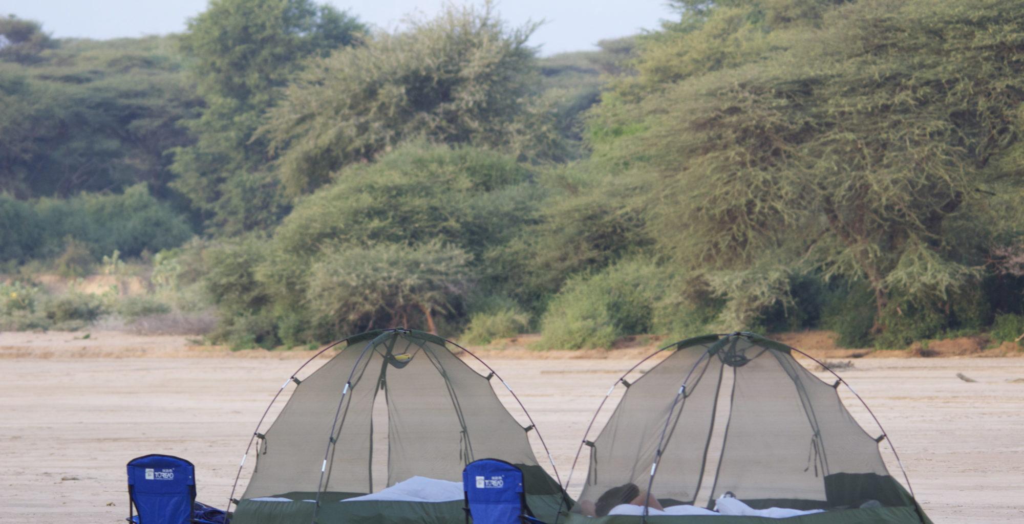Lattitude Kenya Tents