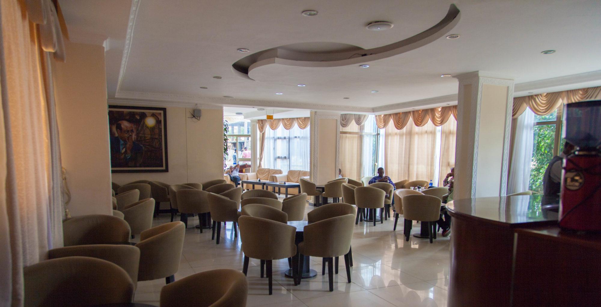 Sabean International Hotel Ethiopia Restaurant