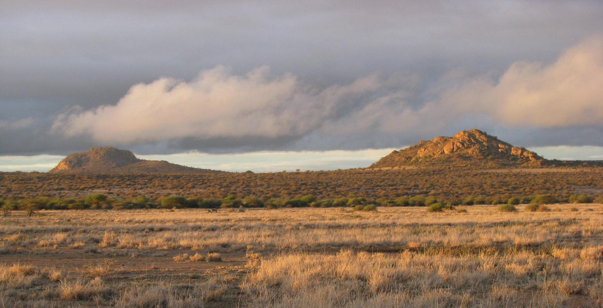 Karisia Safaris Views