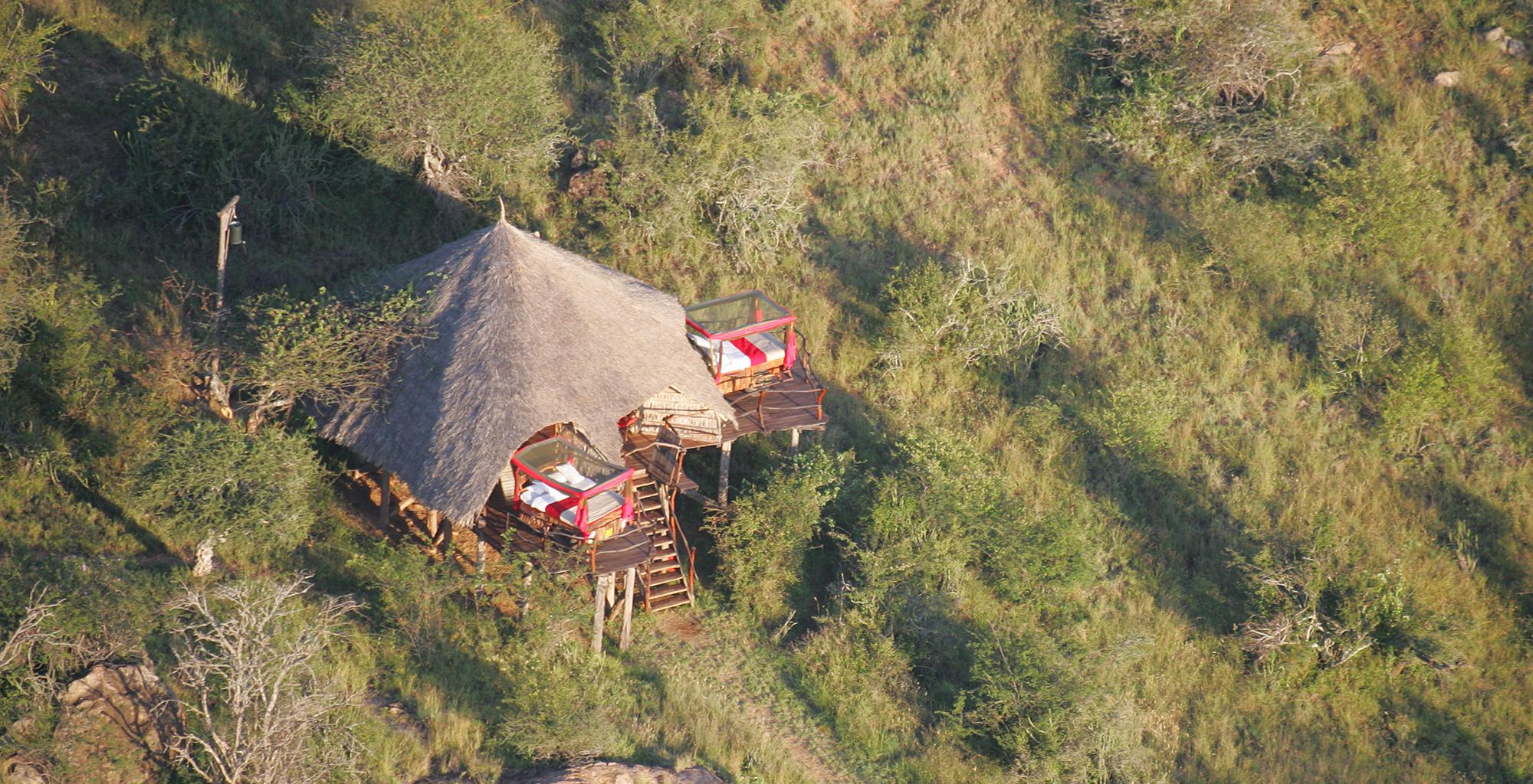 Kenya-Loisaba-Star-Beds-Aerial