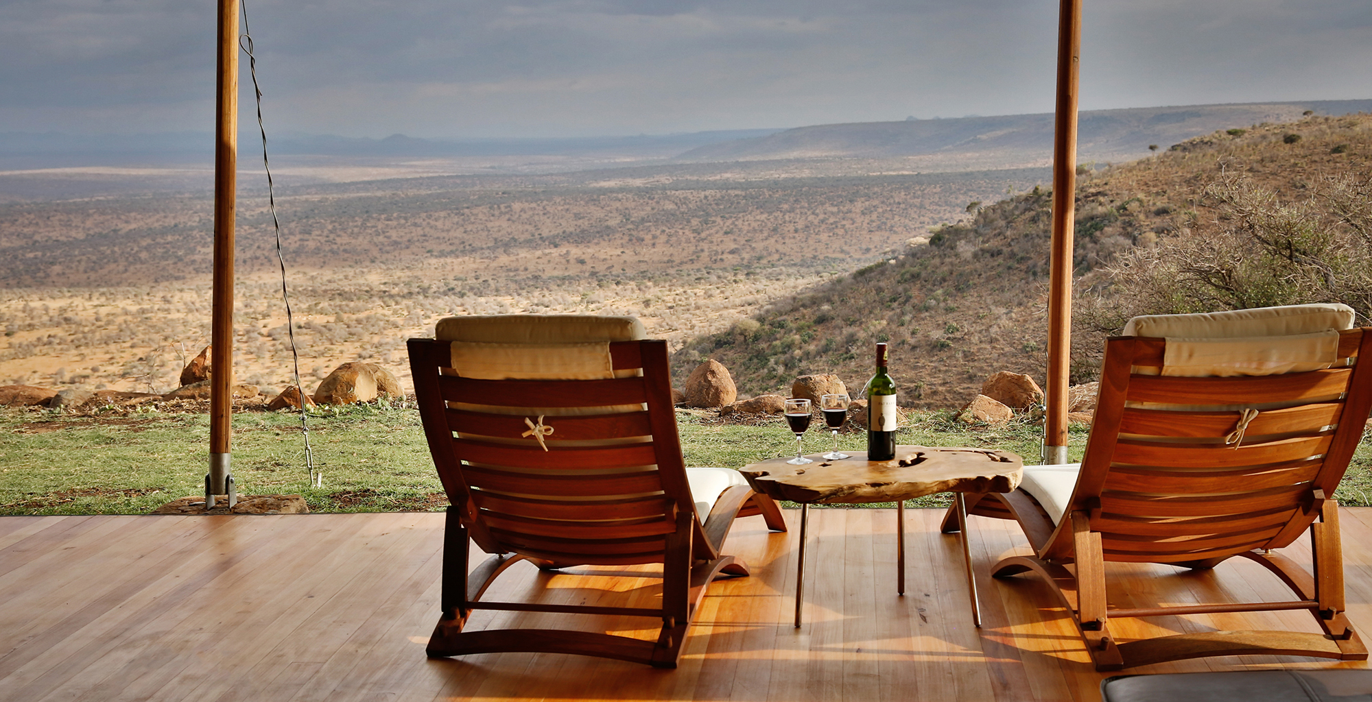 Kenya-Loisaba-Tented-Camp-Deck-View
