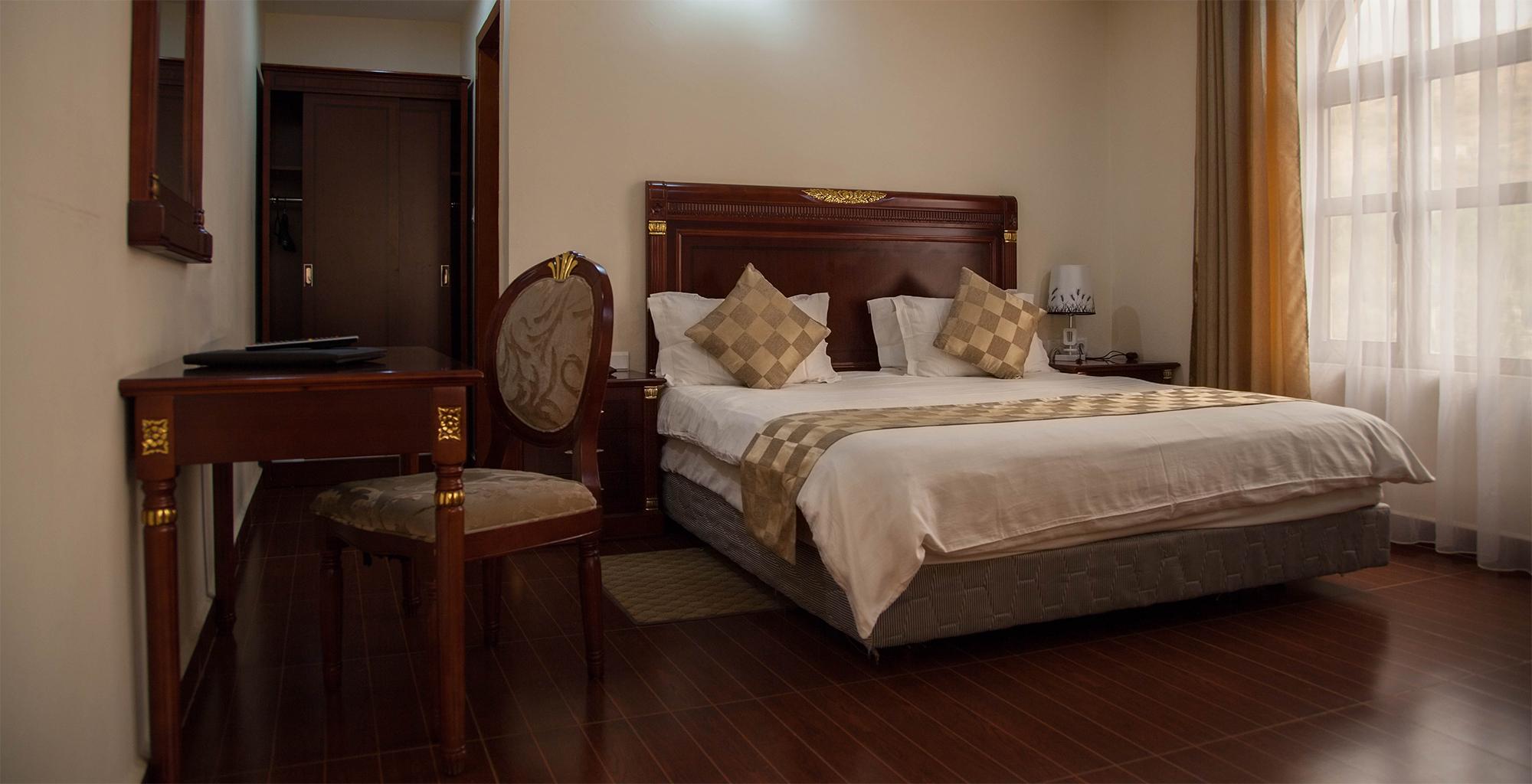 Sabean International Hotel Ethiopia Bedroom