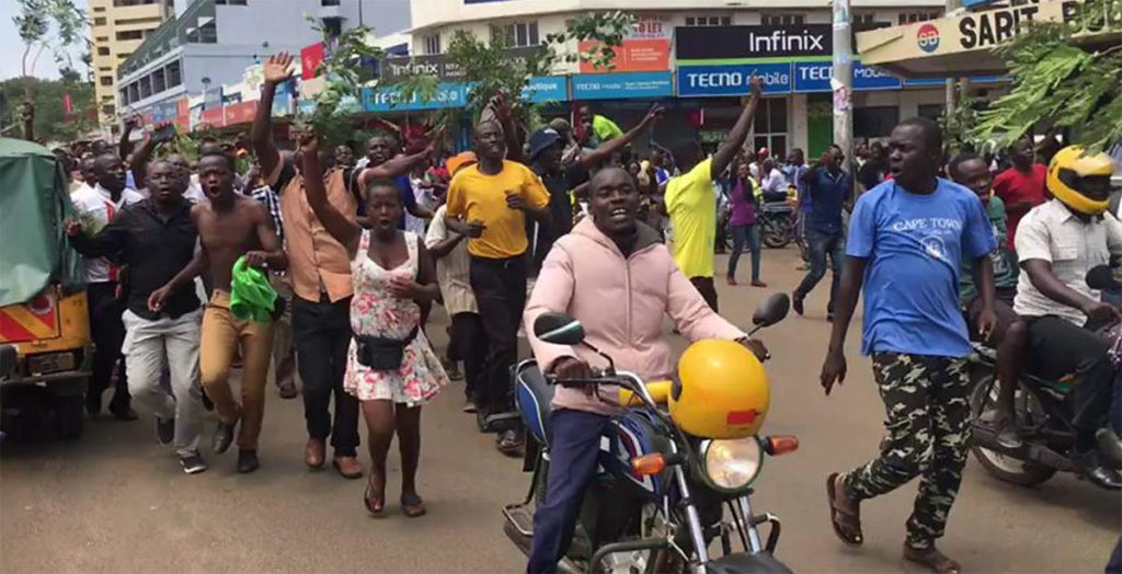 Kenyatta's opposition celebrates after Kenya elections are annulled