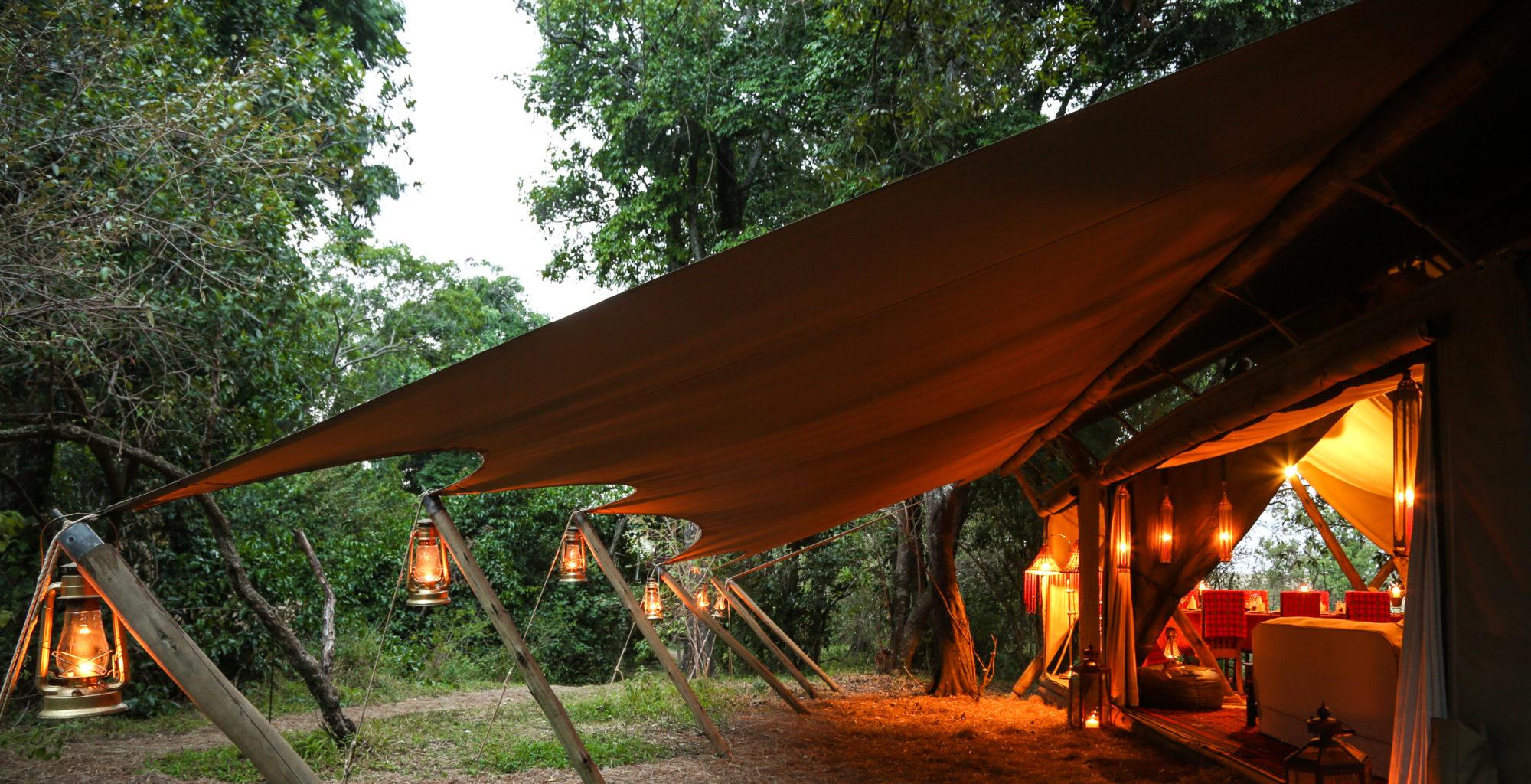 Mara Expedition Camp Exterior Kenya