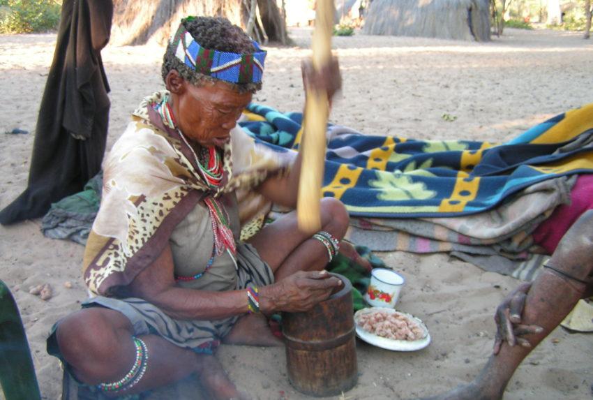 Nhoma Camp Namibia