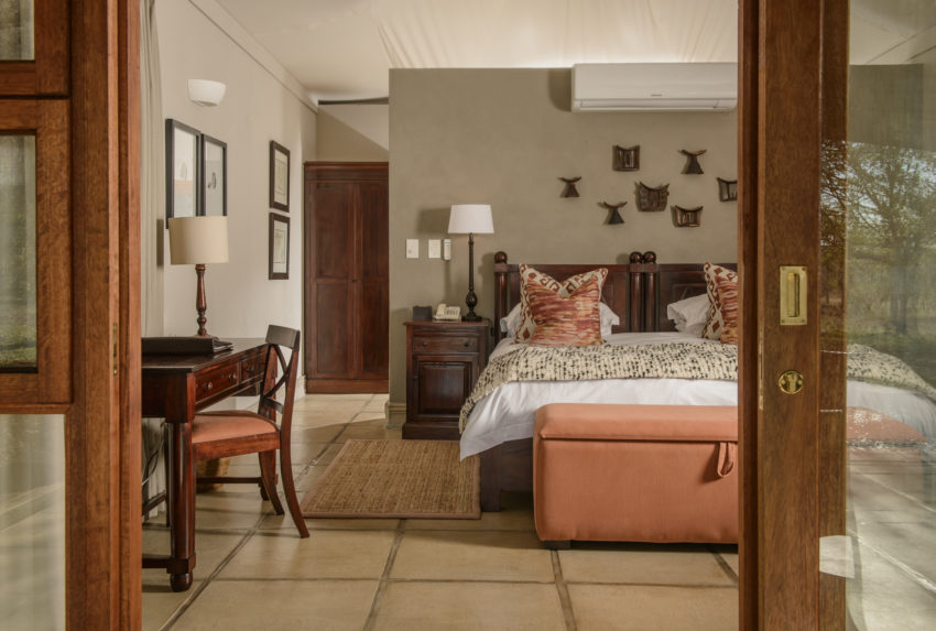 Savanna Private Game Reserve South Africa Bedroom