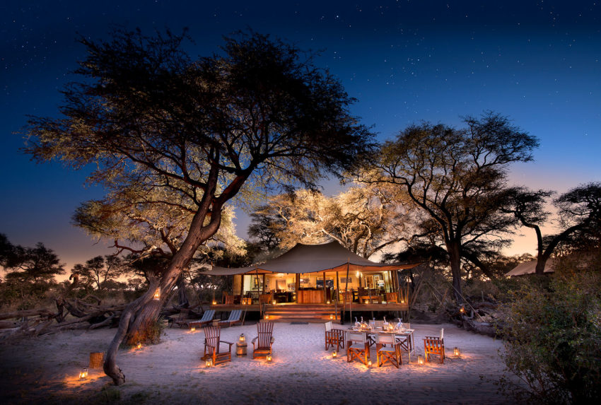 Somalisa-Expeditions-Hwange-Zimbabwe-Exterior-Night