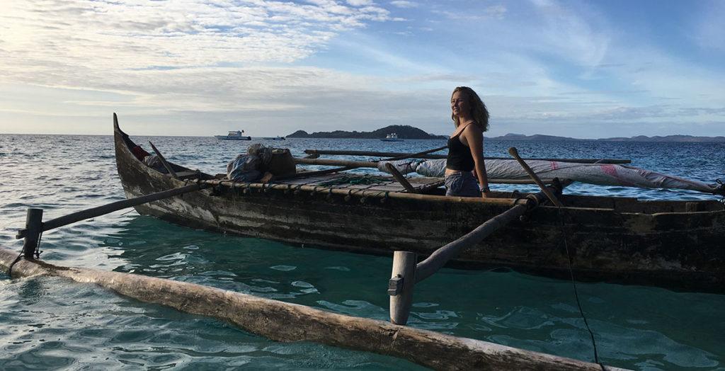 Tassia Jones in Madagascar