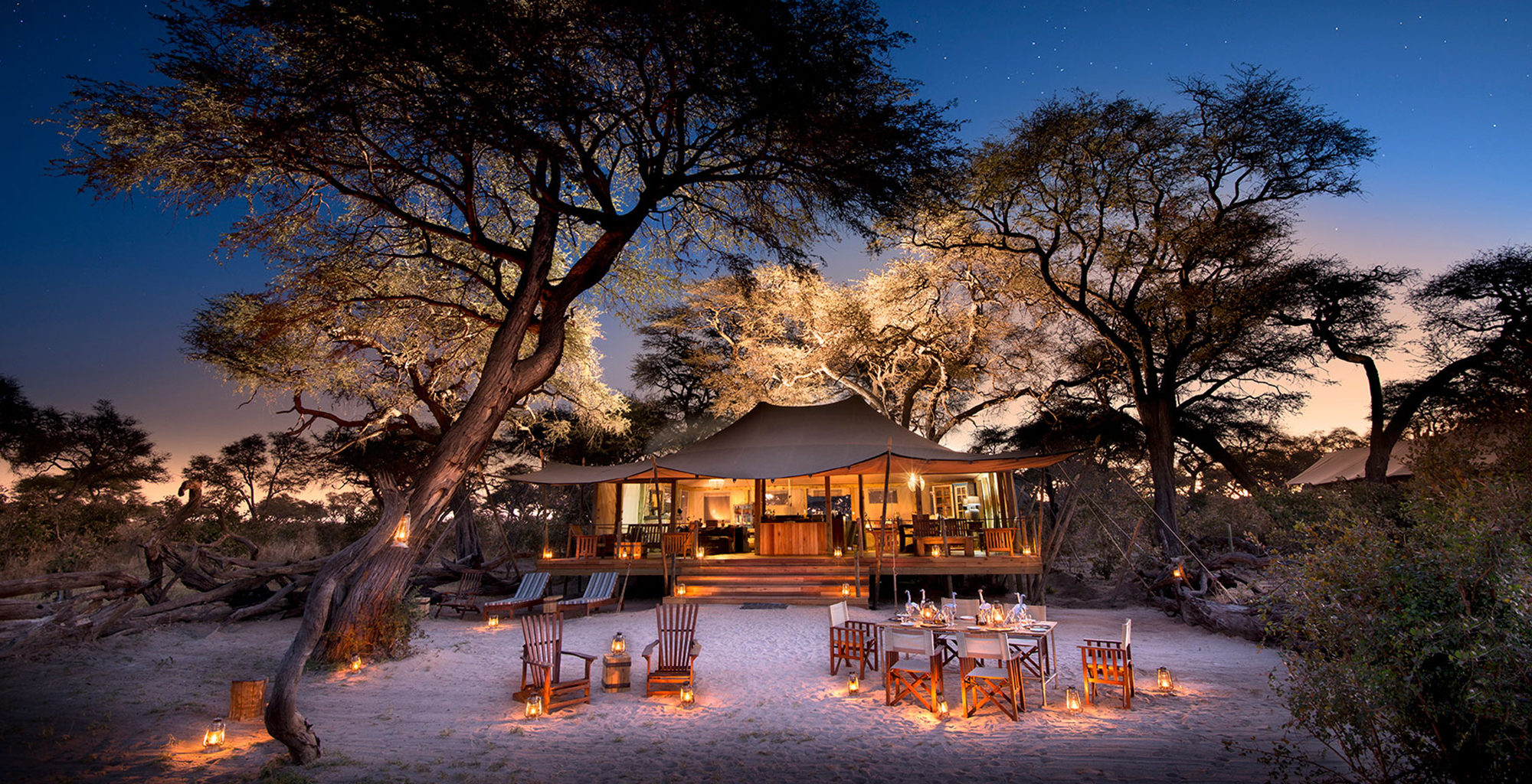 Zimbabwe-Somalisa-Expeditions-Exterior-Night