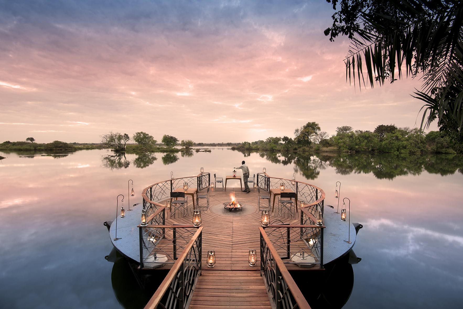 Thorntree River Lodge In Victoria Falls Zambia Journeys