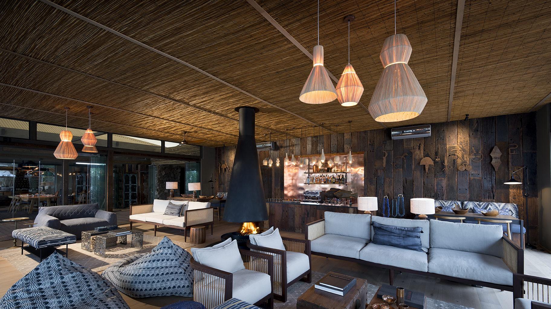 Thorntree River Lodge Zambia Lounge