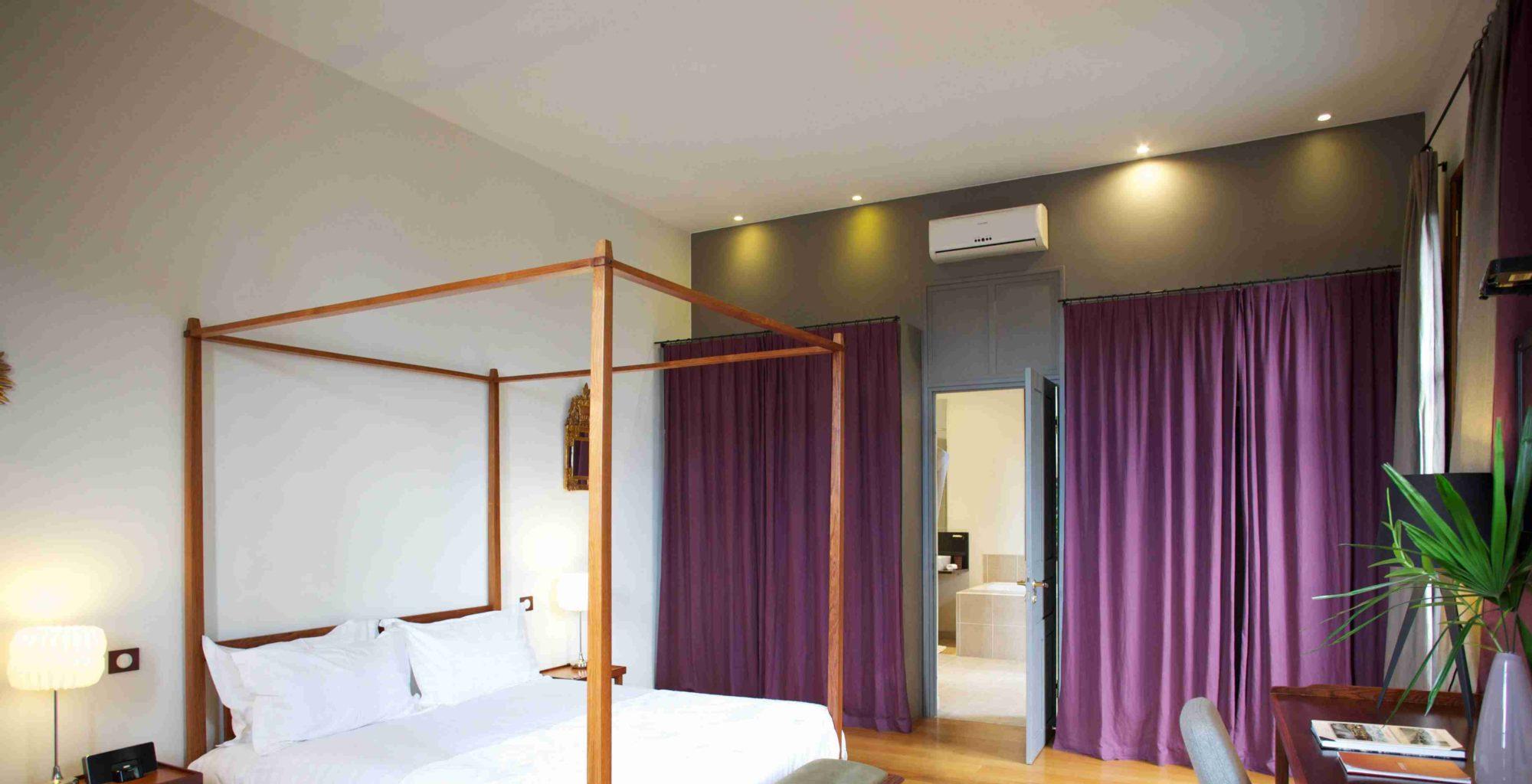 Maison Gallieni Madagascar Bedroom