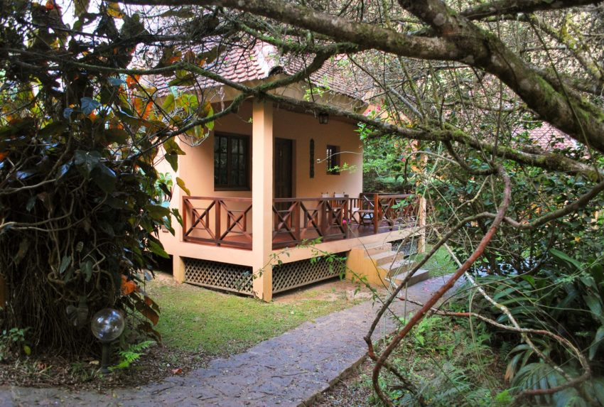 Vakona Forest Lodge Madagascar Exterior