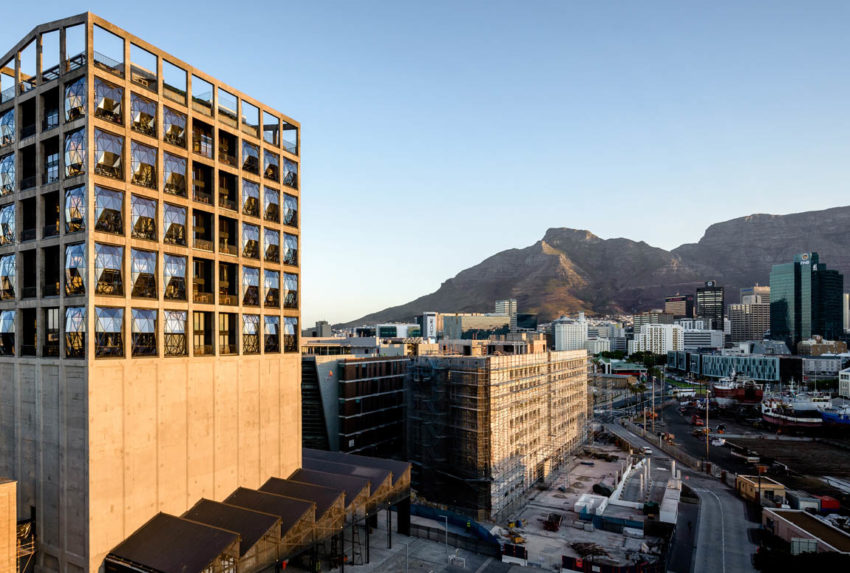 South-Africa-The-Silo-Exterior