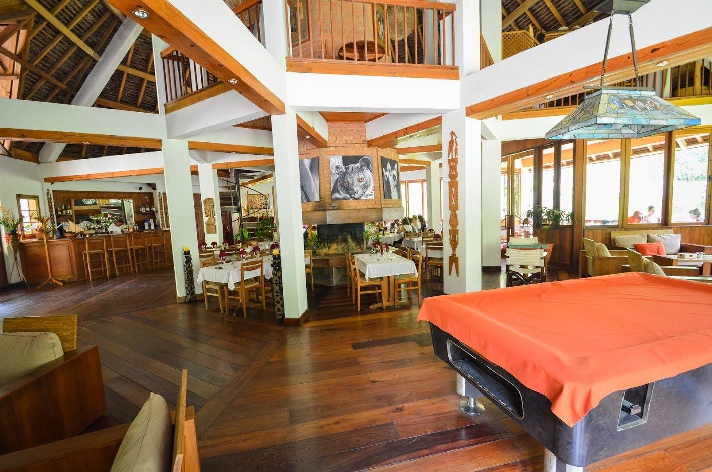 Vakona Forest Lodge Madagascar Interior
