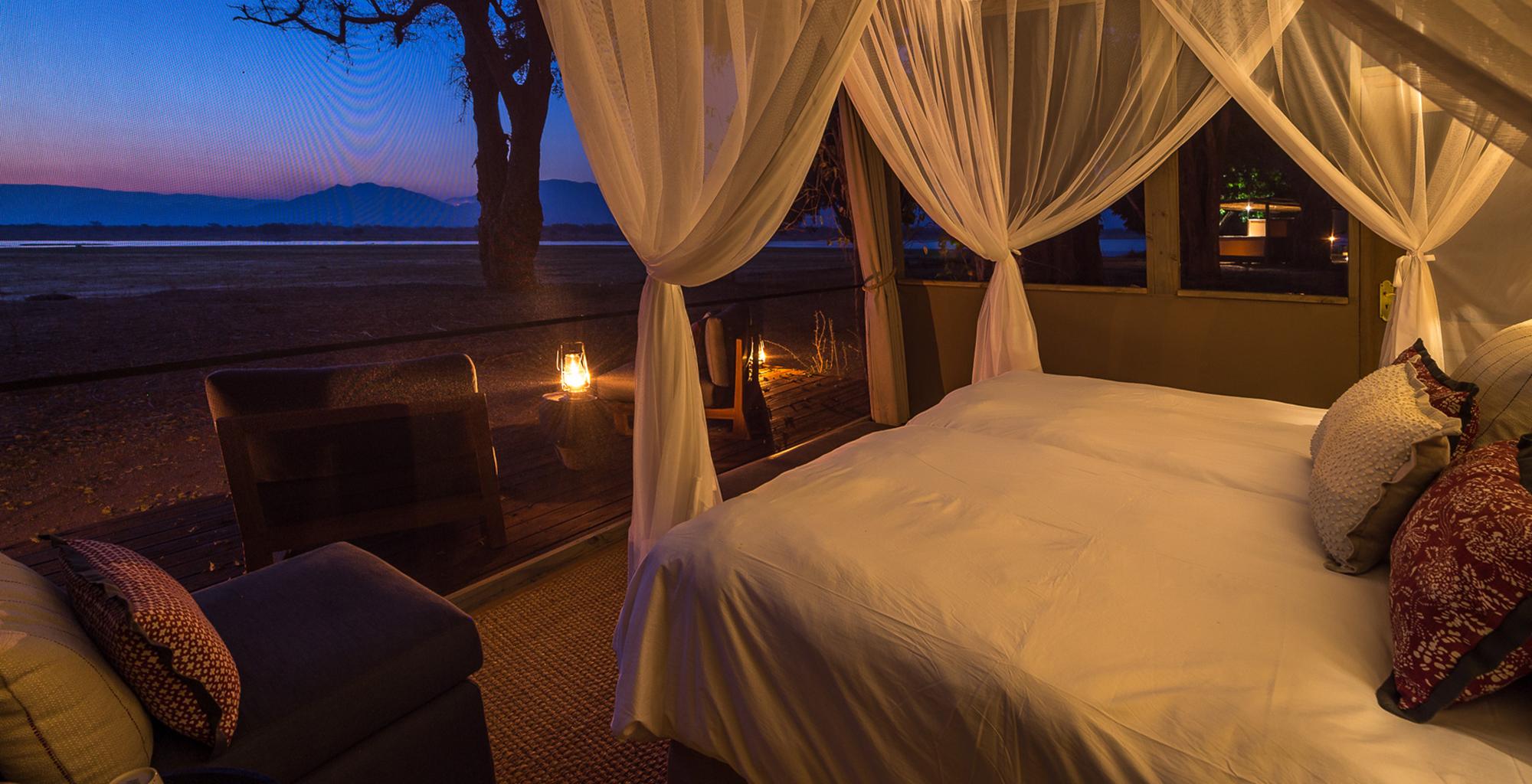Zimbabwe-Little-Ruckomechi-Bedroom