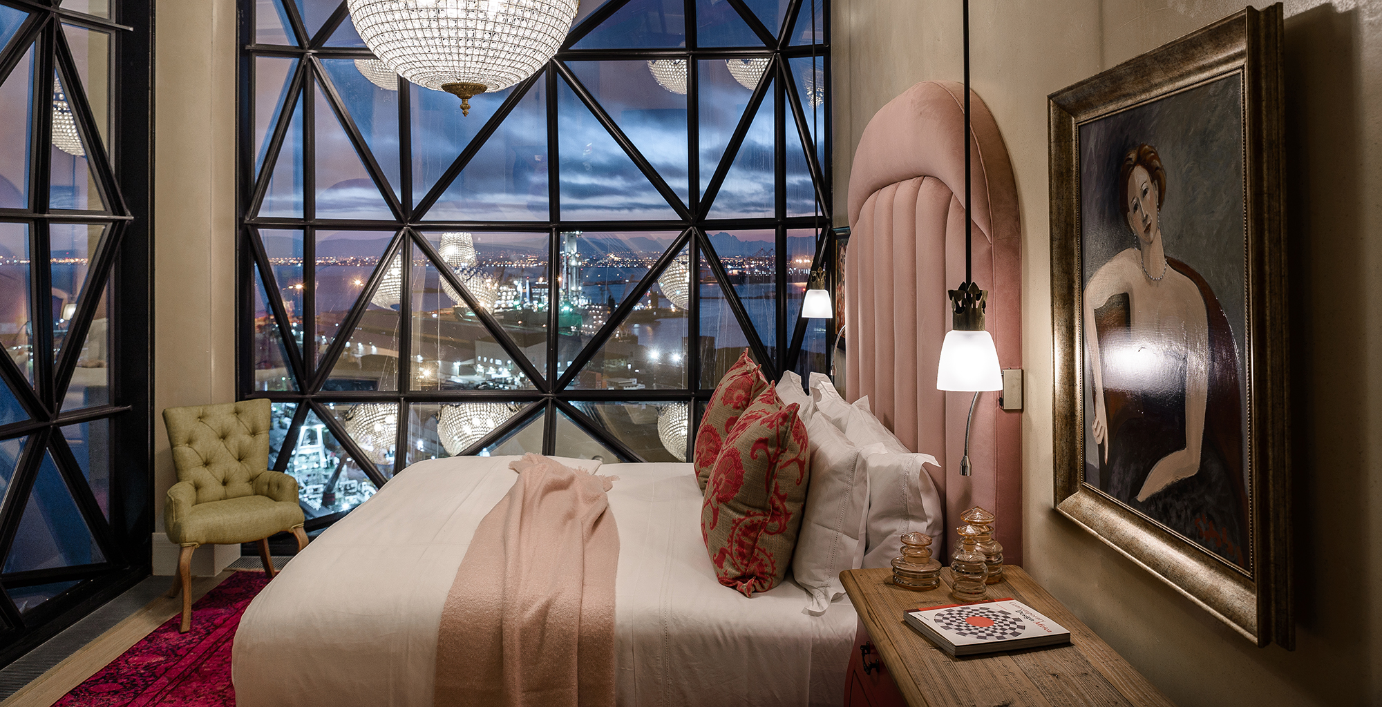 South-Africa-The-Silo-Bedroom