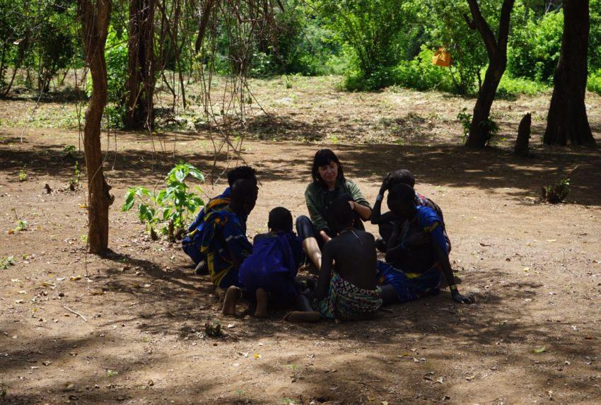 Zuzana Omo Ethiopia Kids