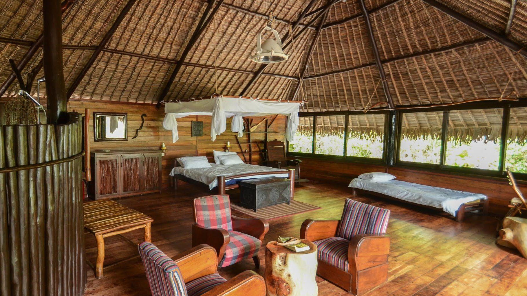 Manafiafy Bedroom South Madagascar
