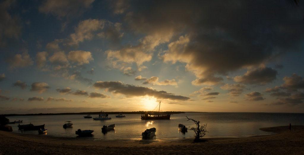 Lamu Island Sunset