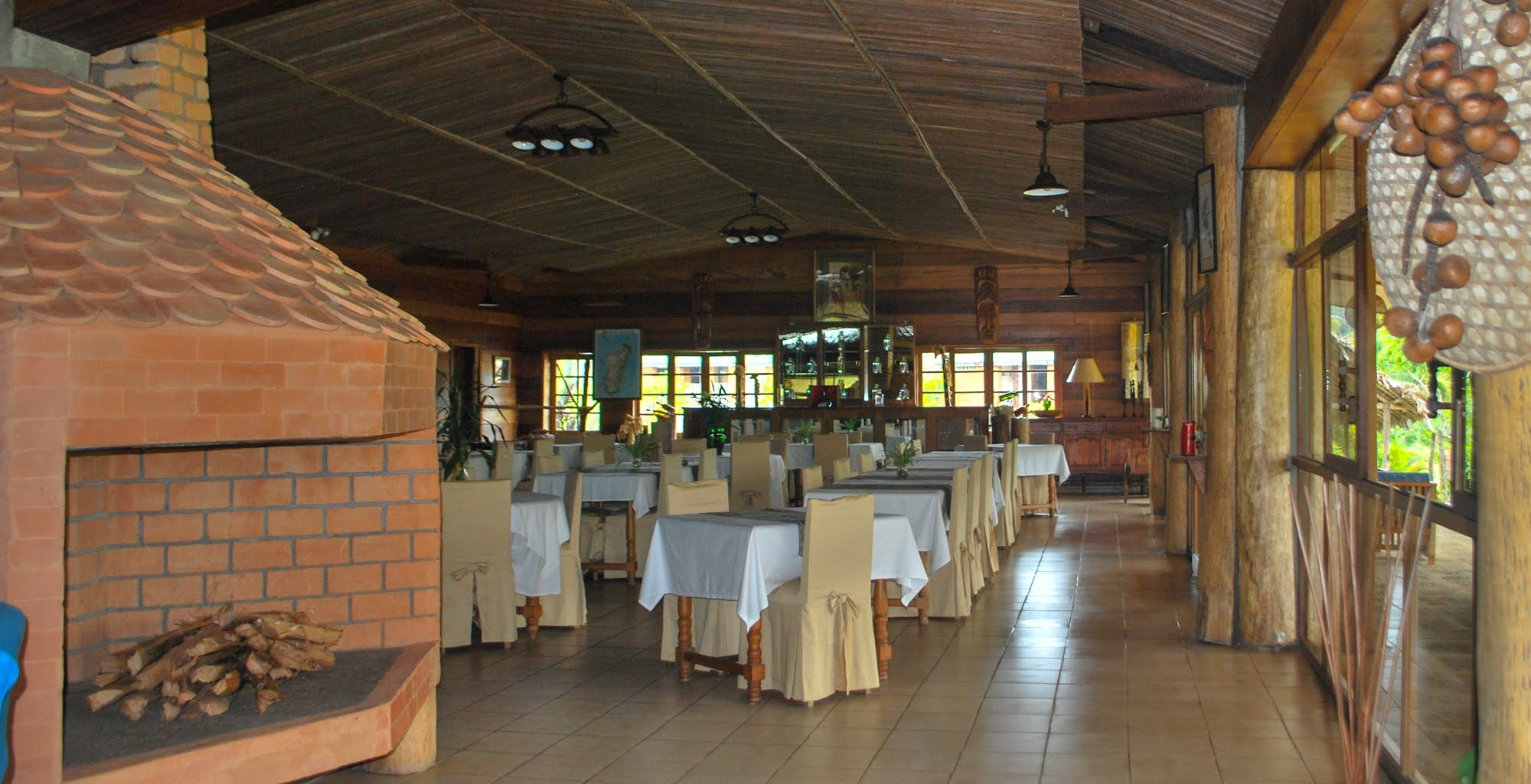 Eulophiella East Madagascar Restaurant