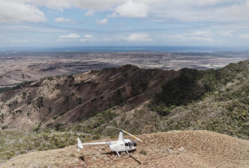 Madagascar Miavana-Helicopter-Safari