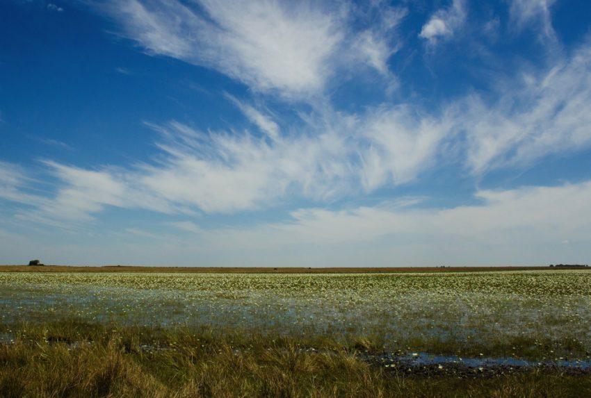 Liuwa Plain National Park Zambia Landscape