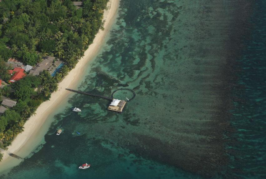 Princesse Bora East Madagascar Aerial Exterior
