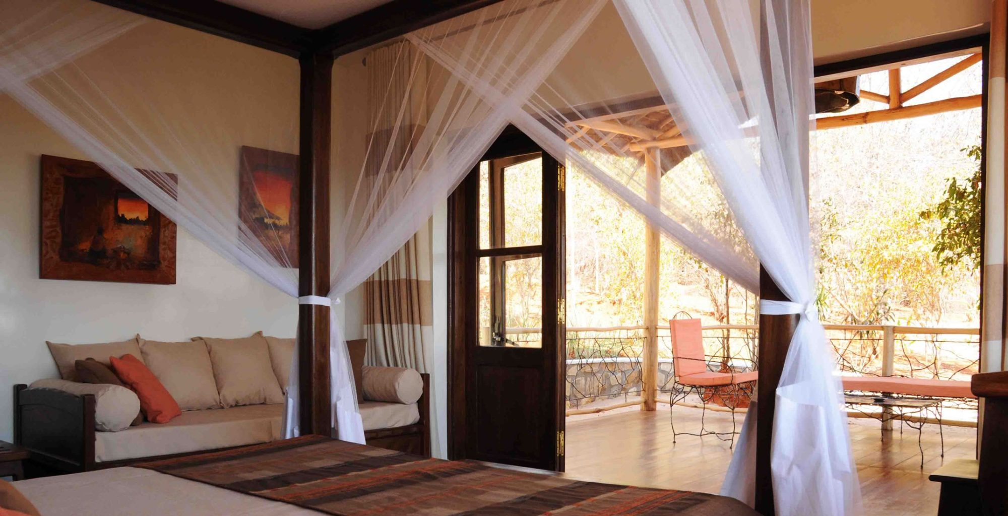 Soleil Des Tsingy Madagascar West Bedroom