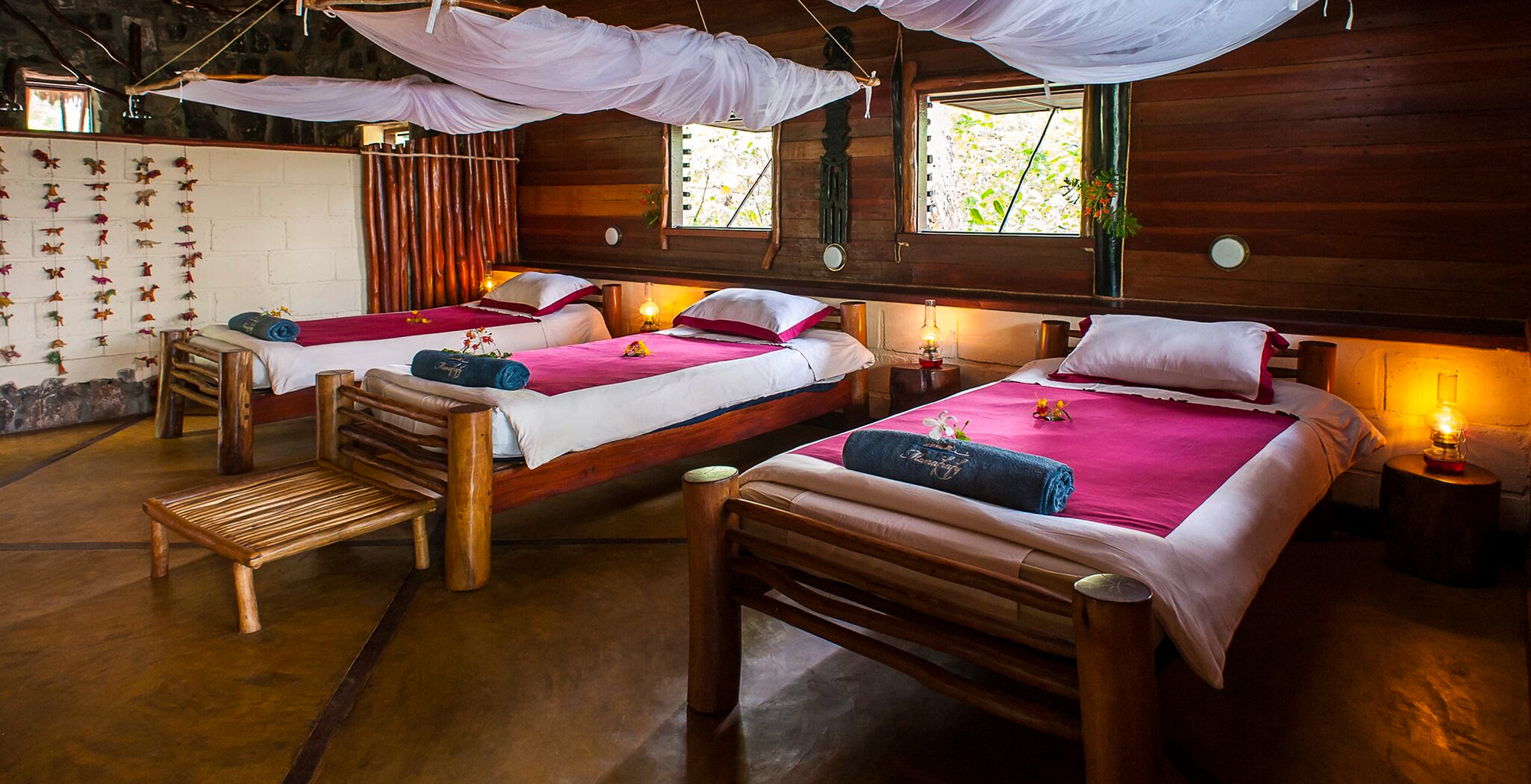 Madagascar-Manafiafy-Bedroom