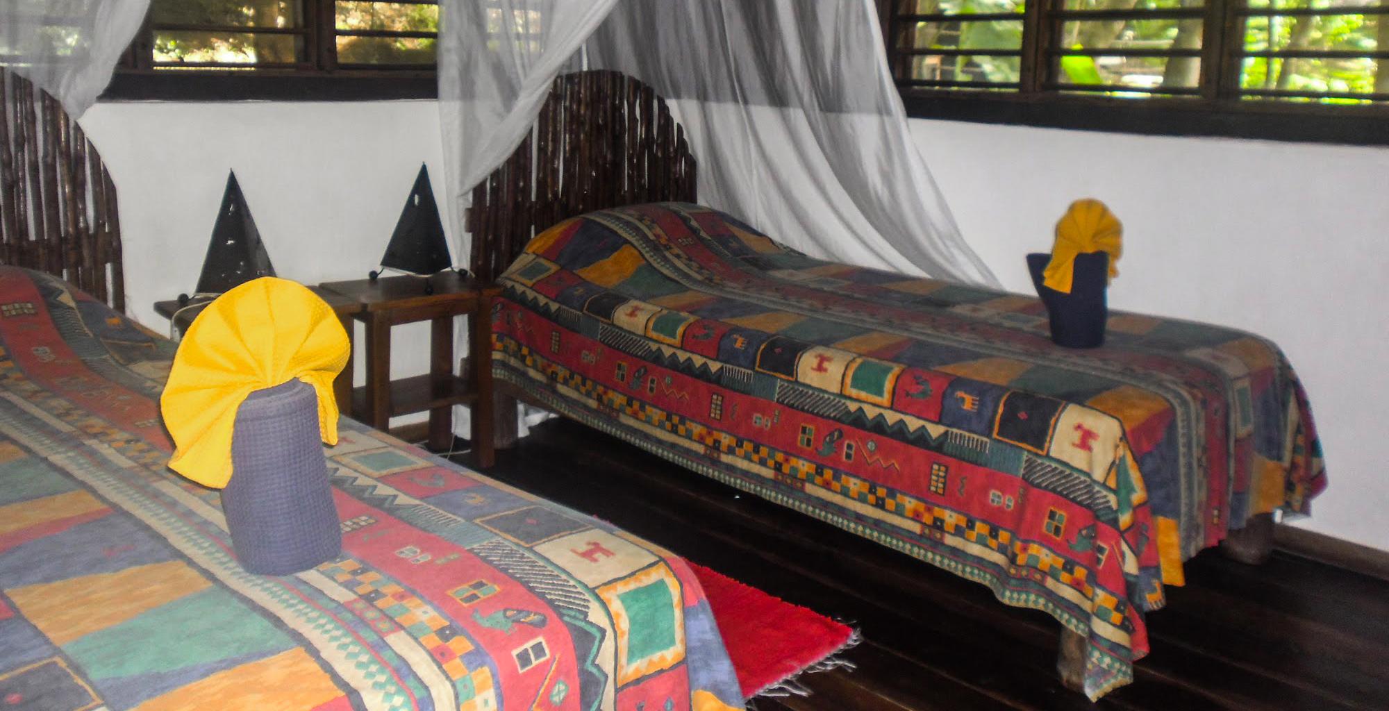 Madagascar-Sakatia-Bedroom