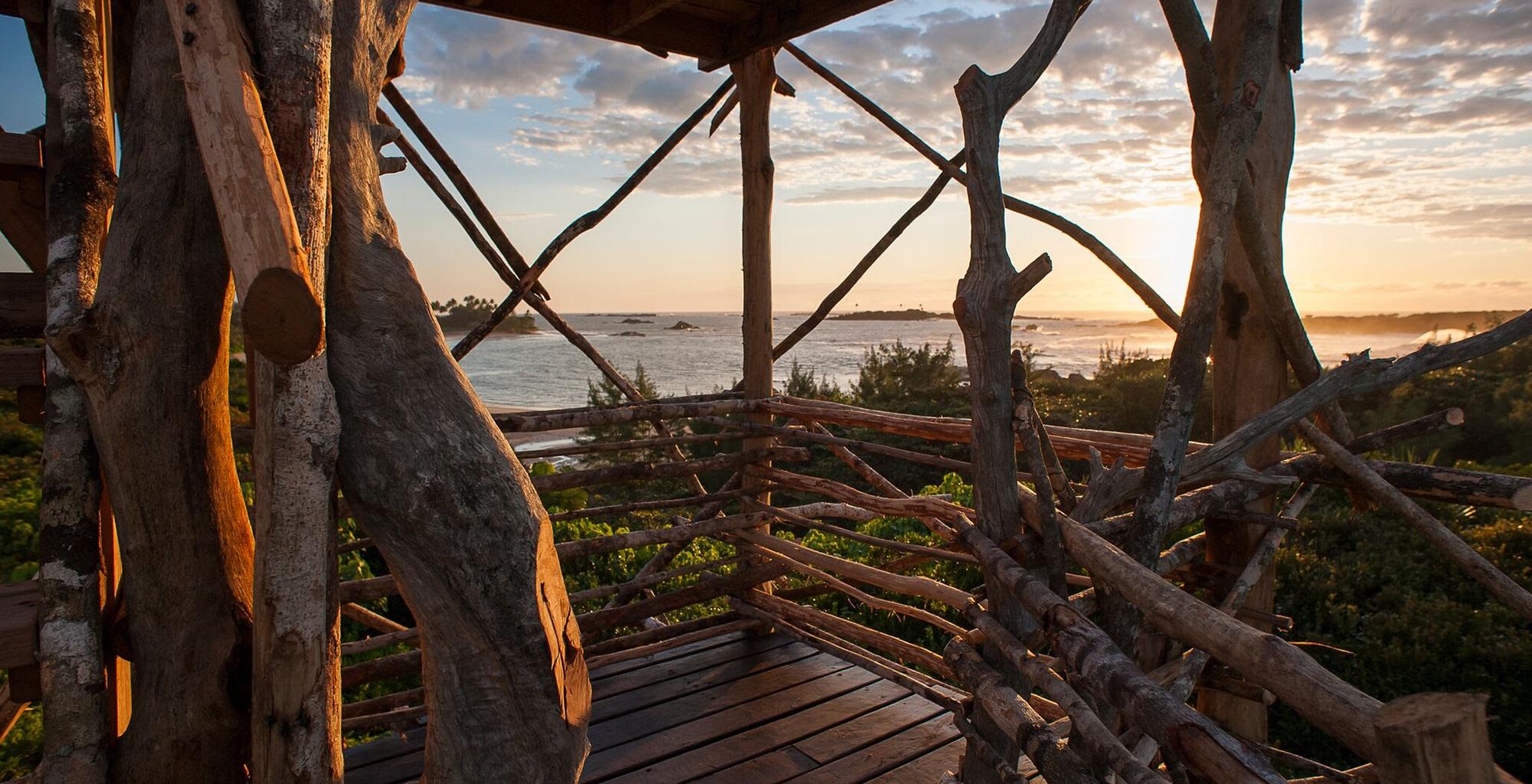 Madagascar-Manafiafy-View
