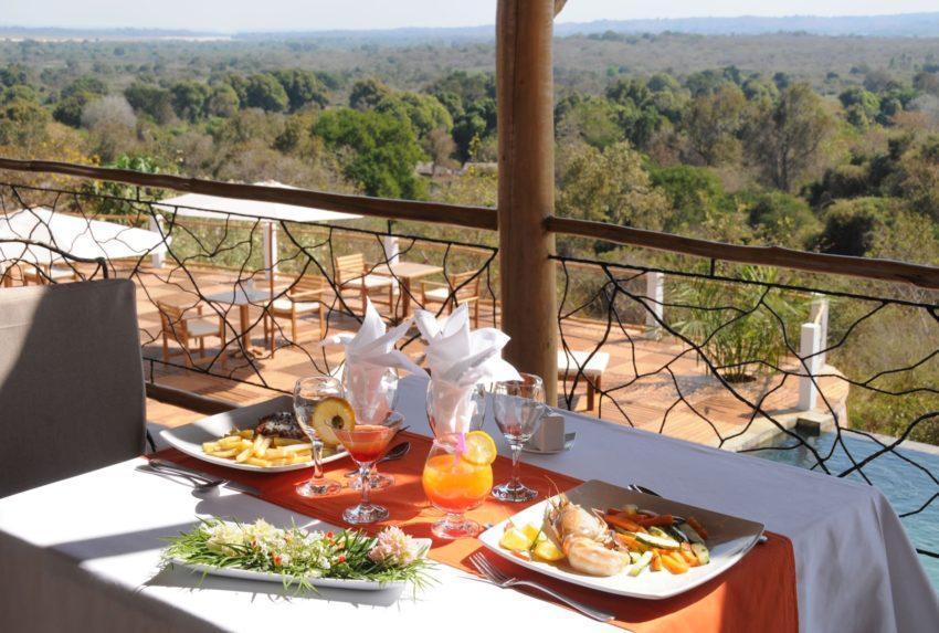 Soleil Des Tsingy Madagascar West Restaurant