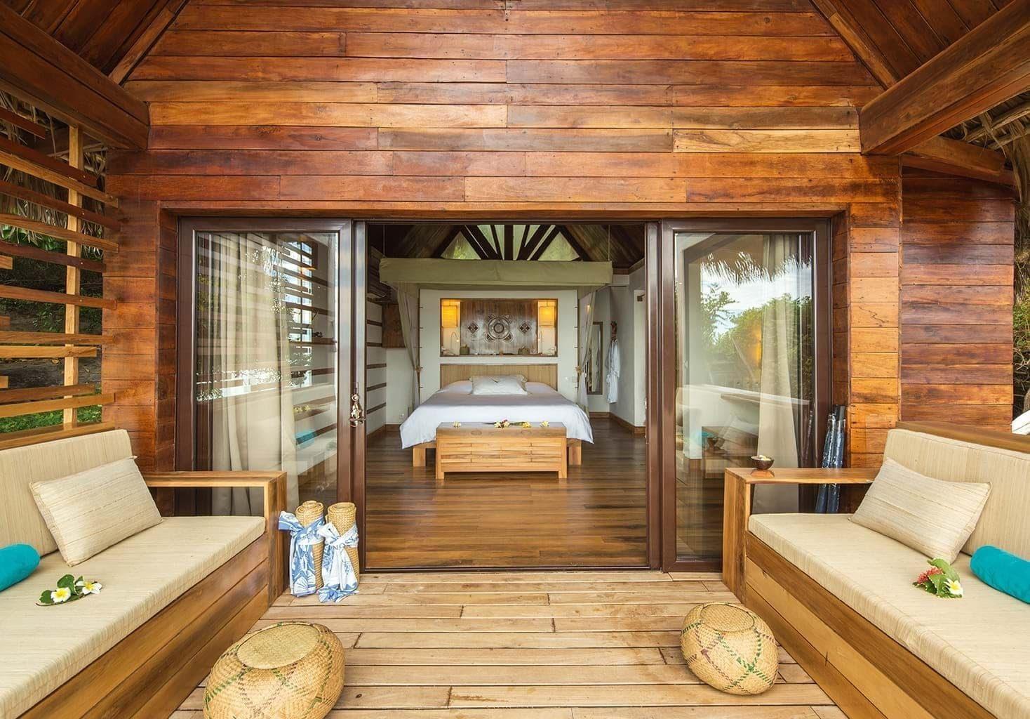 Tsarabanjina Nosy Be Madagascar Bedroom