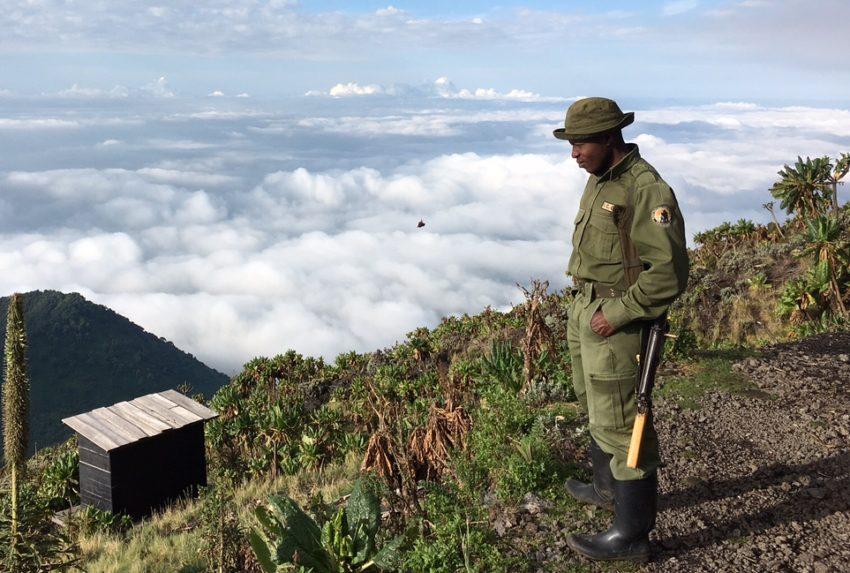 Nyiragongo Exterior DRC