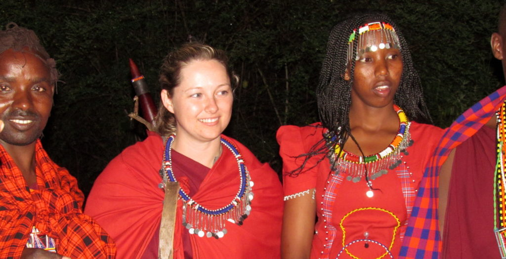 Sam Tinkler Maasai Wedding Ceremony